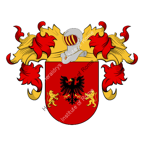 Coat of Arms of family Chicote