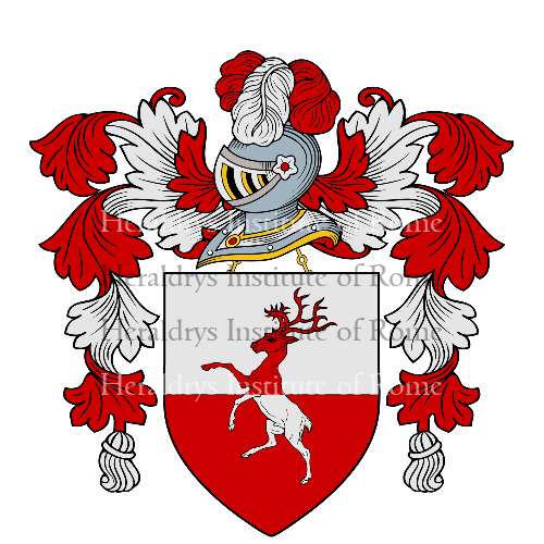 Coat of Arms of family Battista (di)