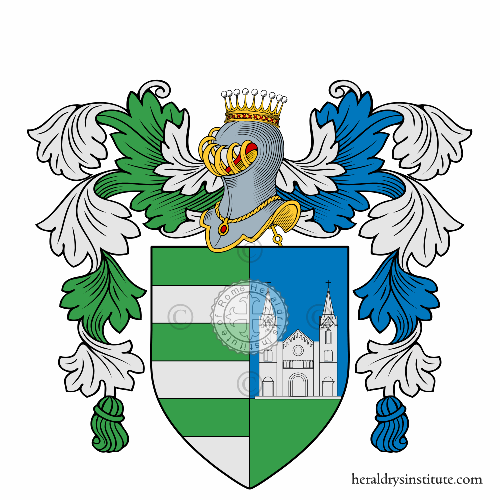 Coat of Arms of family Baldani