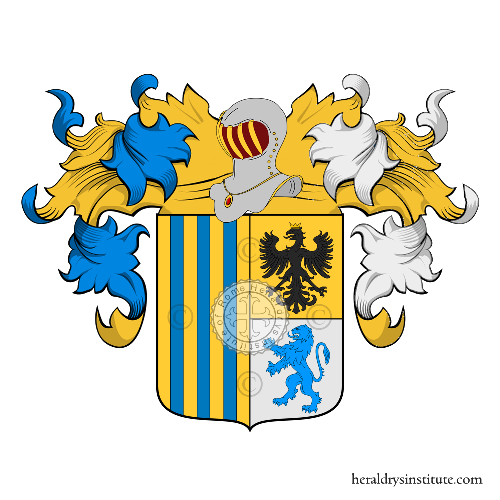 Coat of Arms of family Monforti-Ferrario