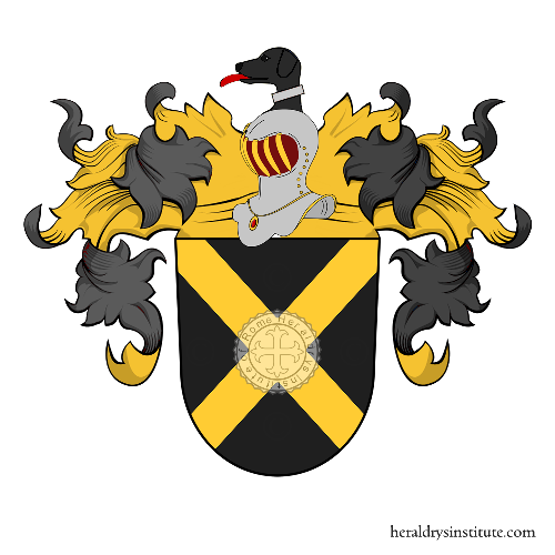 Coat of Arms of family Schütz
