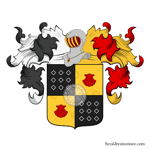 Coat of Arms of family Michelon
