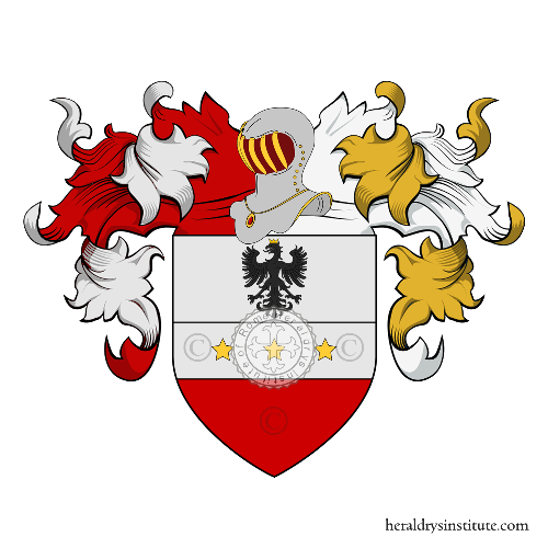 Coat of Arms of family Ettore