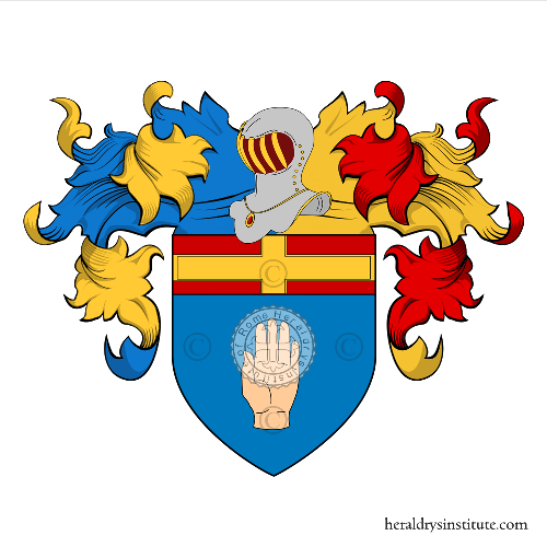 Coat of Arms of family Mainardi (Cremona)