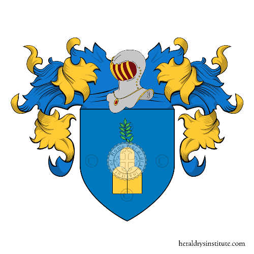 Coat of Arms of family Salvi (Firenze, Pisa)