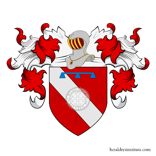 Coat of Arms of family Ligny