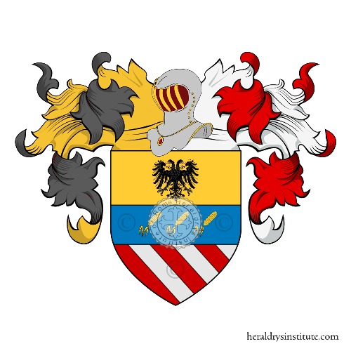 Coat of Arms of family Miari