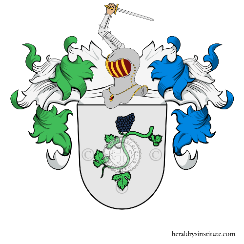 Coat of Arms of family Limberger (Utrecht - Alemagne)