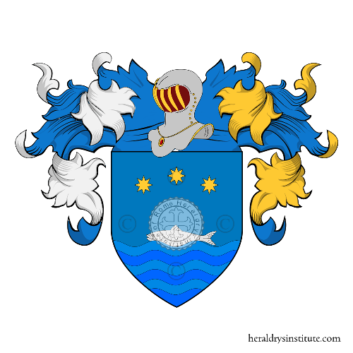 Coat of Arms of family Civi o Civino