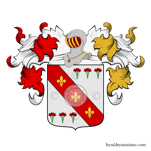 Coat of Arms of family Cesarano