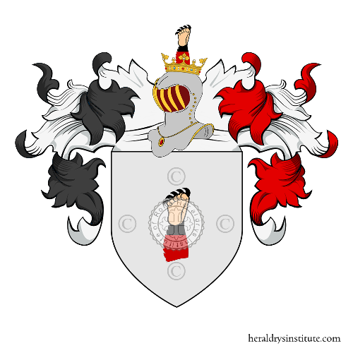 Coat of Arms of family Planta