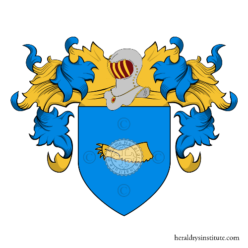 Coat of Arms of family Bouillanne