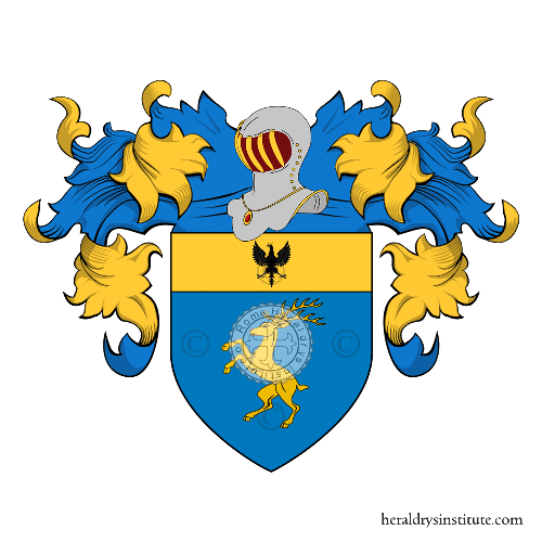 Coat of Arms of family Siena