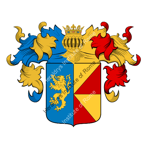 Coat of Arms of family Cafaro