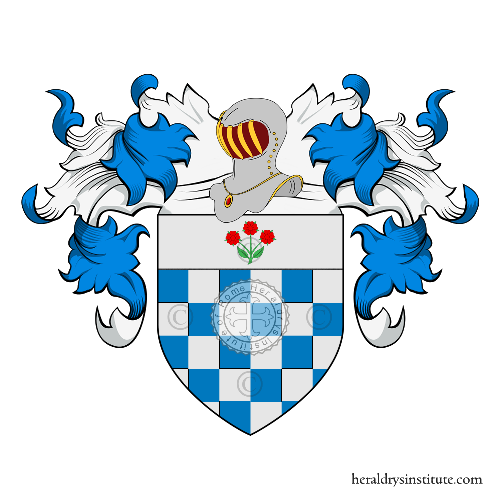 Coat of Arms of family Cafasso