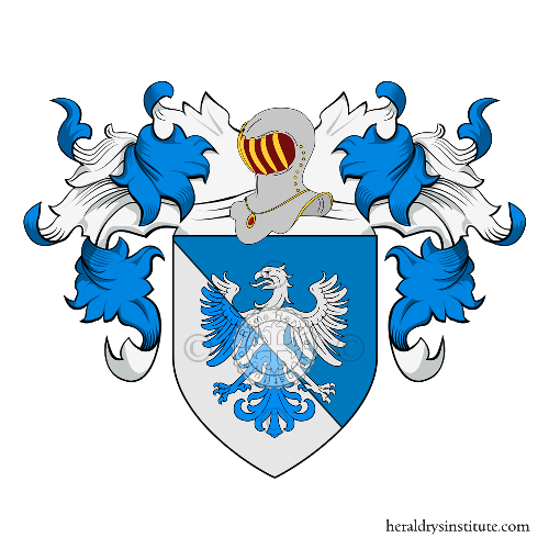 Coat of Arms of family Lombardi (Venezia)