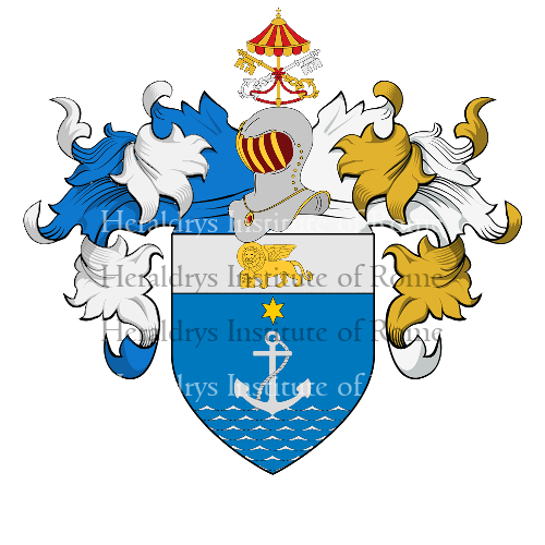 Coat of Arms of family Sarto