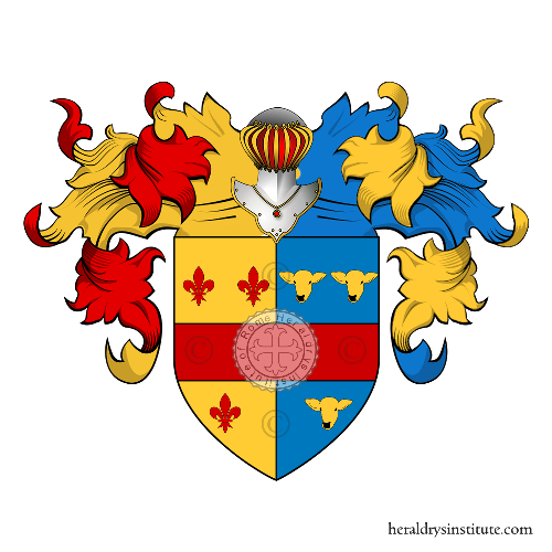 Coat of Arms of family Cerbelli