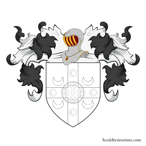 Coat of Arms of family Seibert