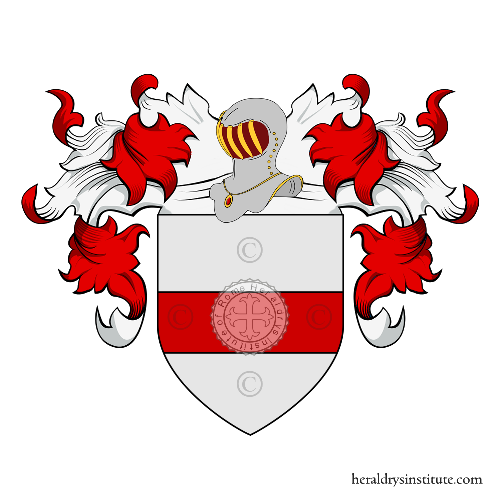 Coat of Arms of family Carturio