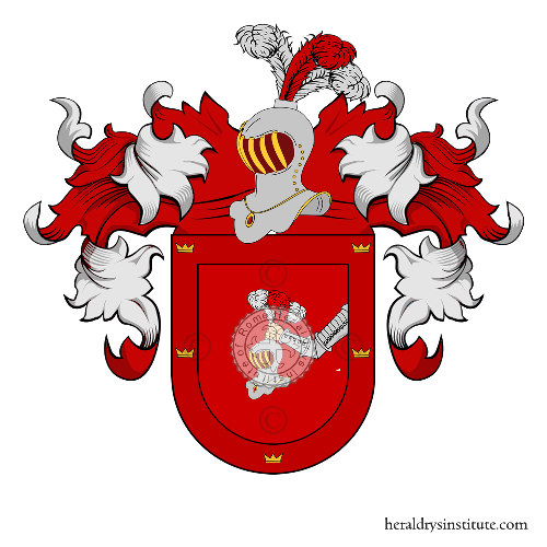Coat of Arms of family Murcia