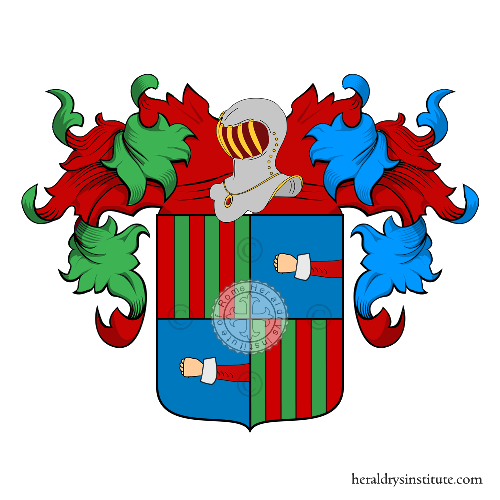 Coat of Arms of family Nalda