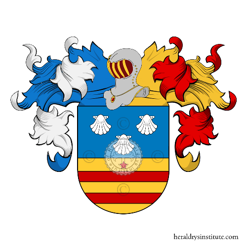Coat of Arms of family Beunza