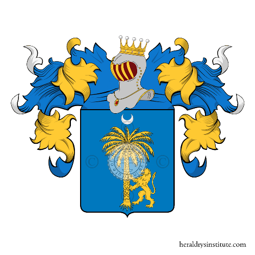 Coat of Arms of family Spanò