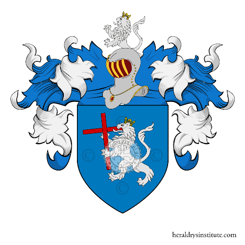 Coat of Arms of family Simonetta (Lombardia)