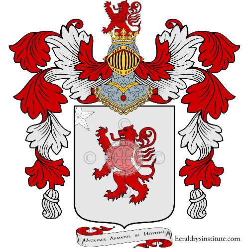 Coat of Arms of family Simonetti (Marche)