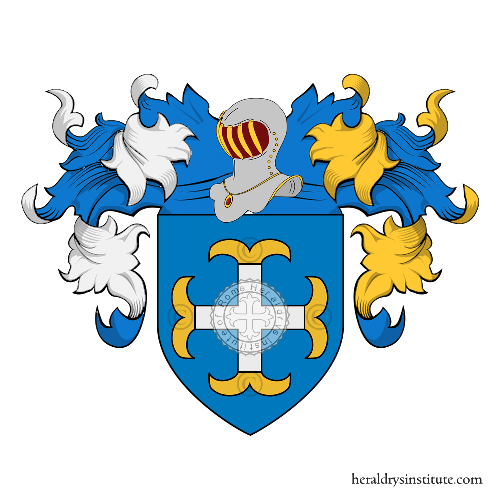 Coat of Arms of family Hermine