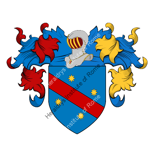 Coat of Arms of family Ermini