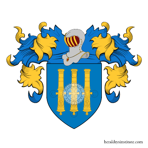 Coat of Arms of family Bombarda