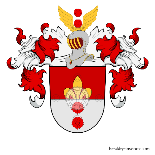 Coat of Arms of family Osterroht