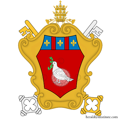Coat of Arms of family Pamphili