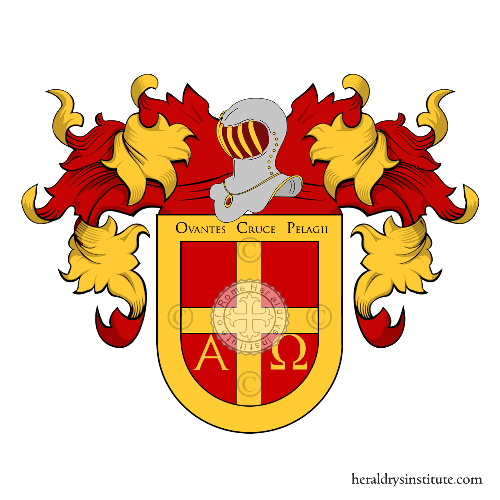Coat of Arms of family Pesqueira