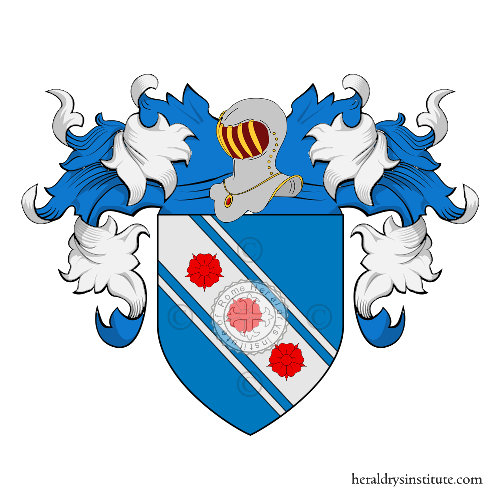 Coat of Arms of family Menani