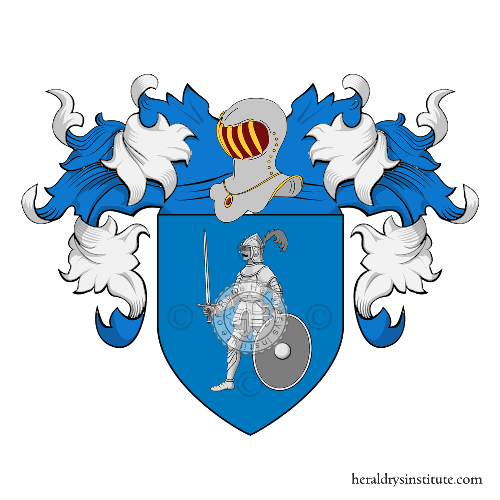 Coat of Arms of family Francart