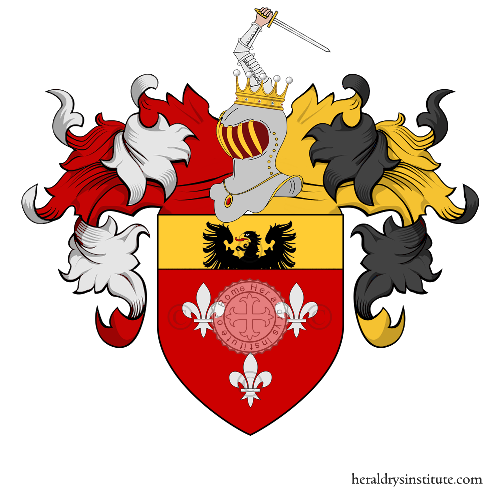 Coat of Arms of family Trampus