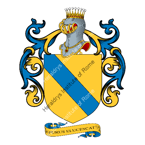 Coat of Arms of family Pascalis