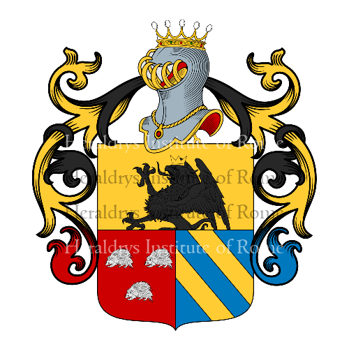 Coat of Arms of family Rizzi