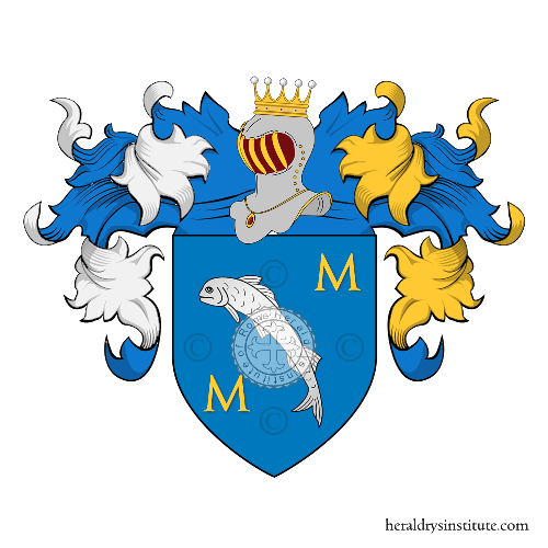 Coat of Arms of family Maffi