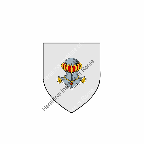 Coat of Arms of family Pastelli