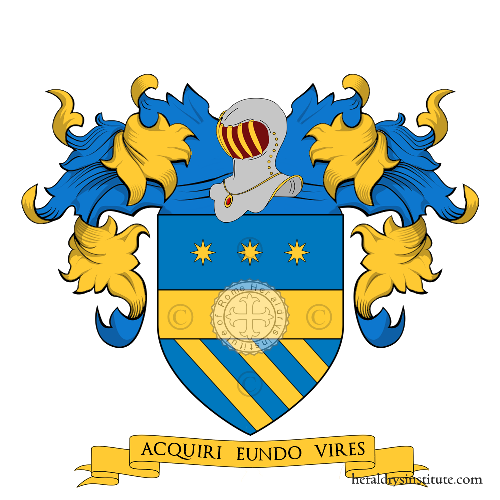 Coat of Arms of family Di Bella