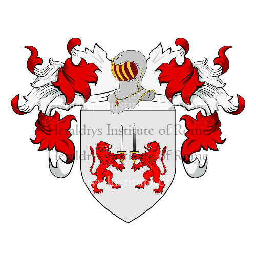 Coat of Arms of family Sportiello