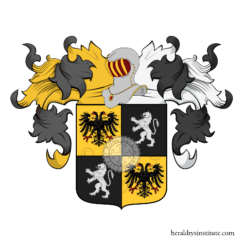 Coat of Arms of family Abenante