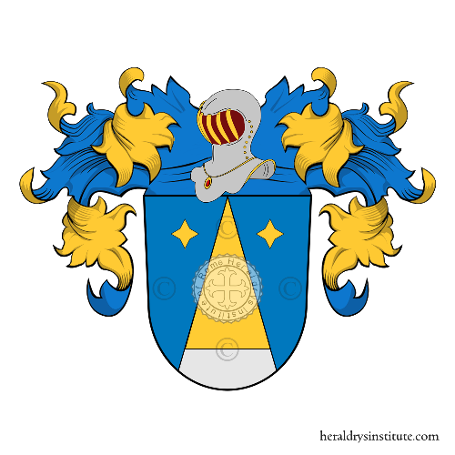 Coat of Arms of family Groz