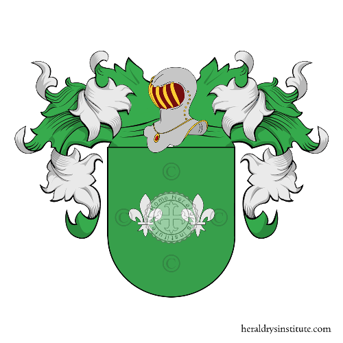 Coat of Arms of family Morante