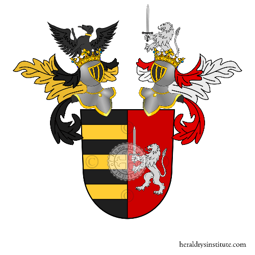 Coat of Arms of family Lichtner