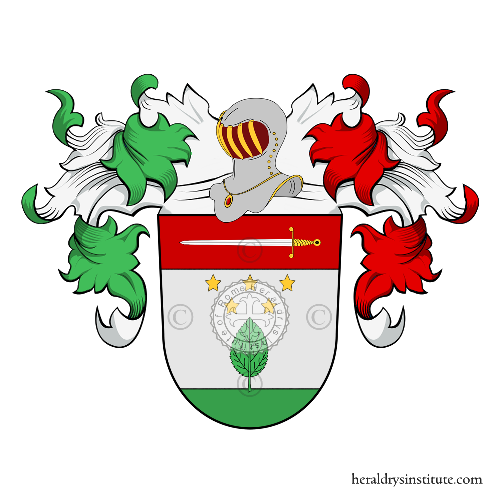 Coat of Arms of family Aschoff